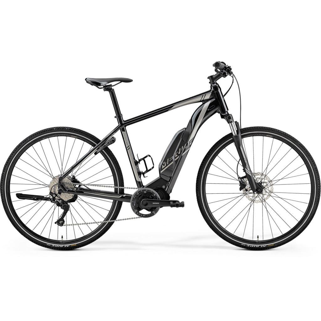 bicicleta electrica merida