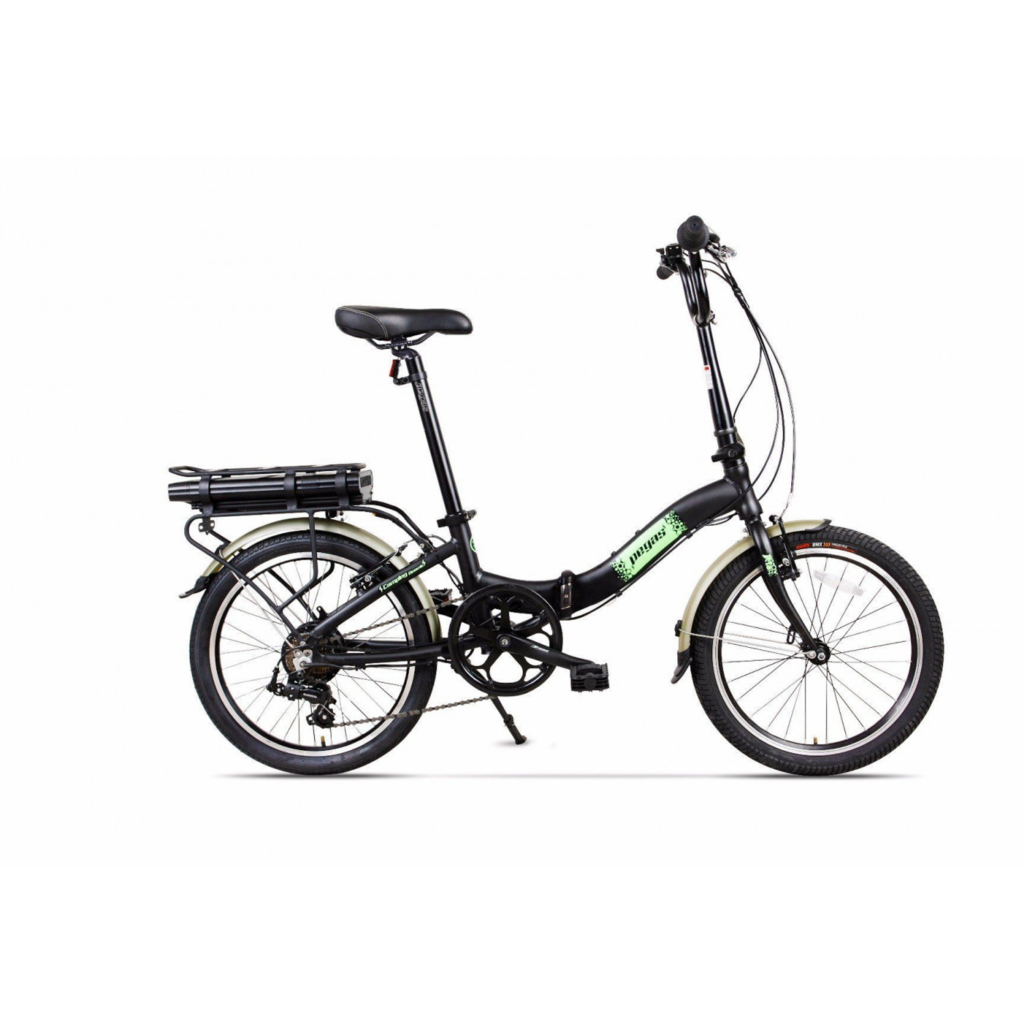 bicicleta electrica pegas