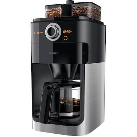 Cafetiera cu rasnita Philips 1000 W